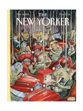 The New Yorker Cover - November 14  1994