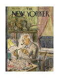 The New Yorker Cover - March 13  1948