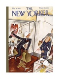 The New Yorker Cover - May 26  1934