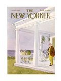 The New Yorker Cover - August 31  1968