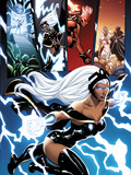 Origins of Marvel Comics: X-Men No1: Storm Flying