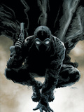 Spider-Man Noir No1 Cover: Spider-Man