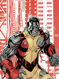 Uncanny X-Men No507 Cover: Colossus