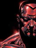 Astonishing X-Men No4 Cover: Colossus