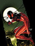 Scarlet Spider No3 Cover