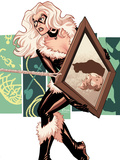 Amazing Spider-Man Presents: Black Cat No4 Cover: Black Cat Standing