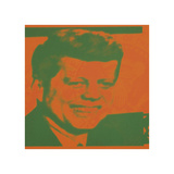 Flash-November 22  1963  1968 (orange & green)