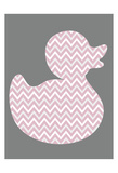 Pink Duck 1