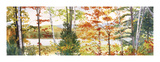 Autumn Lake III