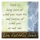 Live Faithful
