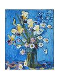 Still Life: Lily in a Vase