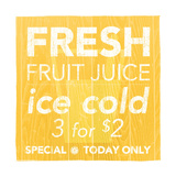 Fresh Juice Yellow