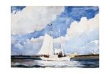 Fishing Schooner  Nassau