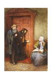 At the Sick Man's Door