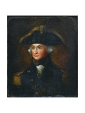 A Portrait of Horatio  Lord Nelson