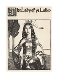 The Lady of Ye Lake