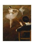 The Ballet Lesson