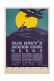 Our Navy's Aviation Corps Needs