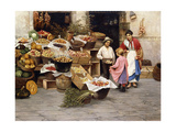 The Young Fruit Seller