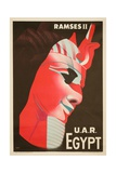 UAR Egypt Poster