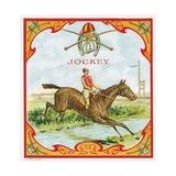 Jockey Tobacco Label