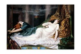 The Death of Cleopatra 'The Stroke of Death Etc'