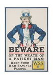 Beware of the Wrath of a Patient Man! Poster