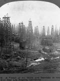 Oil Rigs Near Los Angeles  California