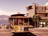 1970s California Cable Car