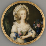 A Fine and Important Miniature of Queen Marie-Antoinette
