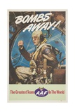 Bombs Away! Poster
