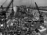 Constructing the St Lawrence Seaway