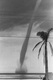 Tornado Off St Petersburg
