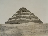 Step Pyramid of King Zoser