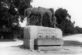 Monument to Horses That Died in the Boer War