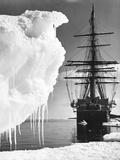 Terra Nova in Antarctica Papier Photo