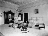 Bedroom of First Lady Ida Saxon Mckinley