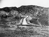 Opening of the Los Angeles Aqueduct