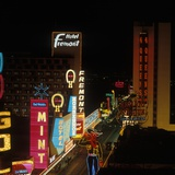 1960s Las Vegas Fremont Street
