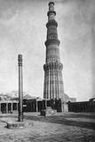 Iron Pillar in Qutab Minar Complex