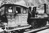 The Samson Locomotive