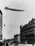 Graf Zeppelin Ii over Berlin