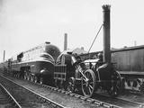 Coronation Scot and Rocket Locomotives