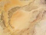 Idhan Murzuq Sand Sea in Southwestern Libya
