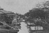 The Market  Johore  Bahru  Malaya