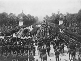 Victor Hugo's Funeral