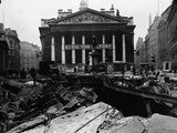 Royal Exchange Overlooks Damage