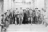 Pancho Villa and General Hugh Scott