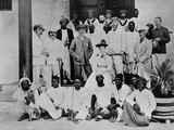 Sir Henry Moreton Stanley in Zanzibar