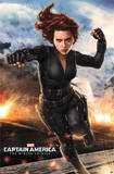 Captain America 2 - Black Widow